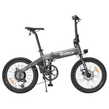 <b>HIMO Z20 Folding Electric</b> Bicycle 20 Inch Tire Gray