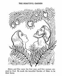 Small Picture Adam and eve coloring pages printable ColoringStar