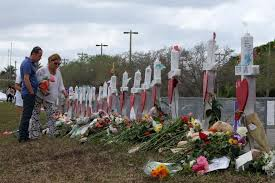 Image result for Parkland Florida's Marjory Stoneman Douglas High school shooting