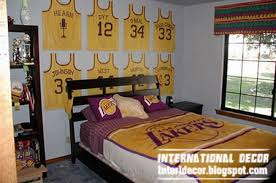 Cool Sports Bedroom Ideas 3