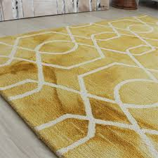 fresco yellow rug faded style for floors land of rugs
