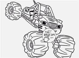 Printable Blaze And The Monster Machines Coloring Pages Printable