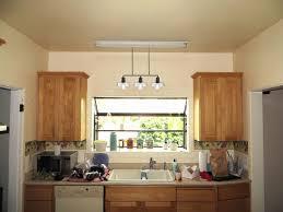 luxury kitchen lighting. Kitchen Sink Lighting Decorative Over Triple Lamps Metal Tray Luxury
