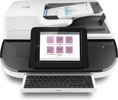 <b>HP Digital Sender</b> Flow 8500 fn2 Document Capture Workstation ...