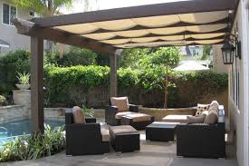Find out which pergola shade option is best for your space. Tips on  deciding between