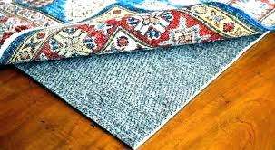 rug pads for hardwood floors wood area rugs pad best s f carpet information are