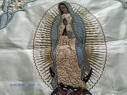 Virgen De Guadalupe Embroidery Design Free Embroidery Designs Cute Embroidery Designs