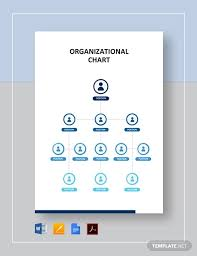 20 Free Organizational Chart Examples Pdf Word Examples
