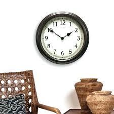 chaney instruments wall clock wall clocks instruments wall clocks chaney instruments 75127 acurite digital 145 wall clock