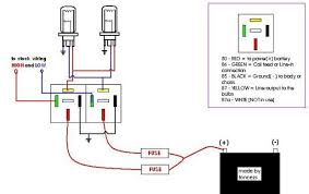 how to make a headlight wiring relay kit 3 steps