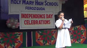 independence day speech in hindi by arshia mubeen of vii  2013 independence day speech in hindi by arshia mubeen of vii class