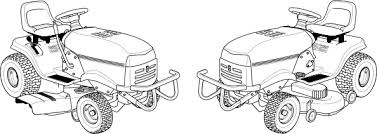 lawnmower drawing. lawn mower clip art lawnmower drawing