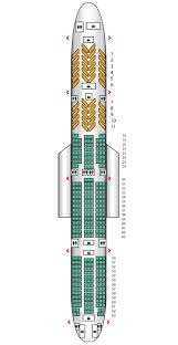 Air Canada Economy Seating Plan Best Description About