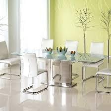 Designer Esstische Glas Esstisch Aus Glas Zum Ausziehen