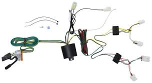 t one vehicle wiring harness with 4 pole flat trailer connector 2012 Nissan Murano Trailer Wiring 2012 Nissan Murano Trailer Wiring #21 2012 nissan murano trailer wiring