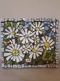 Pin by Kristie Cantrell on Mosaics   Mosaic, Rubiks cube, Decorative tray