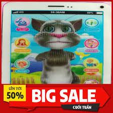 IPad mèo 3D - Đồ chơi công nghệ thông minh dành tặng cho bé học tập, Giá  tháng 11/2020