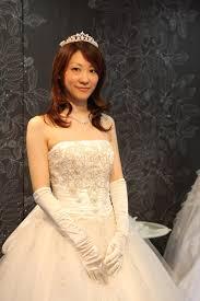 花嫁 髪型 ティアラ ダウン Utsukushi Kami