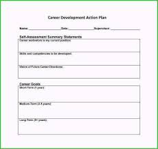 5 year career plan example 5 year career plan template necessary gallery career action plan
