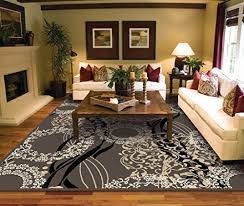 braided rugs alaza forest landscape nature white wolf area rug rugs for living room bedroom 53 x4