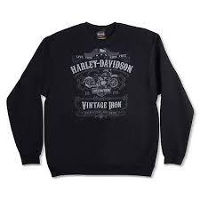 harley davidson sweatshirt long sleeves