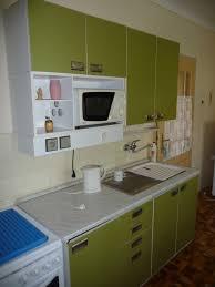 Eco Friendly Kitchen Cabinets Minimalist Tiny Kitchen Decors With Green Kitchen Cabinets Added