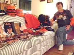 Orioles Fan Who Prefers Not To Use Her Playoff Ticket | WBAL NewsRadio  1090/FM 101.5