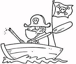 Disegno Di Bandiera Dei Pirati Da Colorare Disegni Da Colorare E