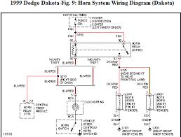 need color coded wiring diagram for 1999 dakota w tilt steering