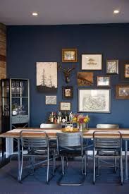 blue dining room photo  ideas about navy dining rooms on pinterest dining room paint colors h