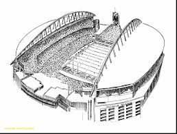 Seattle Seahawks Coloring Pages 2761