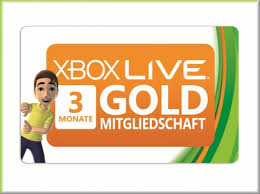 xbox 3 monate