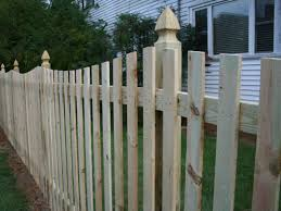 wood picket fence panels. WOOD FENCE COSTS AND PRICING Wood Picket Fence Panels E
