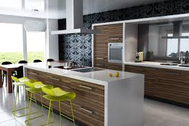 contemporary elegance with modern kitchen cabinets