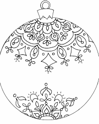 Small Picture Tree Printable Ornament Coloring Page Coloring Pages Christmas