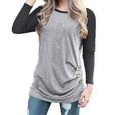 Otsley Womens Fall Plus Size Long Sleeve Empire Waist Lace