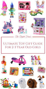 Are you searching for the best toys 2-3-year-old girls? Don\u0027t fret yet! I have most awesome list will ever need! Girls this age love a wide