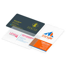Translucent Plastic Business Cards Plastic Business Cards Print Waterproof And Clear Business