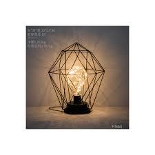 Đèn Bàn Trang Trí Passion Phong Cách Retro Đèn Led Hình Học Mẫu 1 giá tốt -  15321