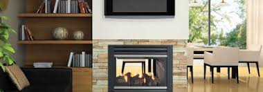 P121-Two sided fireplace. Two Rooms