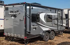 2017 livin lite quicksilver 7x20fk toy hauler exterior