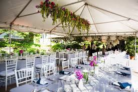 Curtains Wedding Decoration Tent Wedding Decorations Simple Wooden Chairs Over Grees Grass