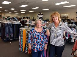 barbara parsons left and daughter stephanie stark co own the lightfoot business snag a
