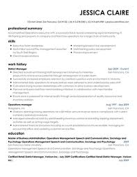A Sample Of Resume Adorable Free Resume Builder Great Sample Resume