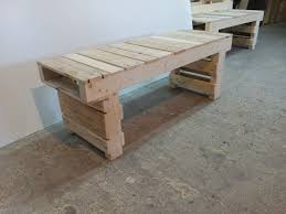 wooden pallet bench old furniture96 old