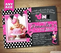 diy minnie mouse invitations chalkboard mouse baby girl birthday invitation mickey mouse invitations free diy minnie mouse invitations