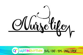 #animate text with svg paths this technique allows you to animate the drawing of text via converting text to svg paths. Nurse Life Nurse Svg Rn Svg Graphic By Artinrhythm Creative Fabrica