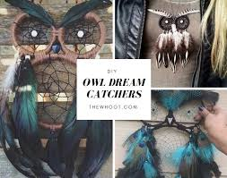 Where Are Dream Catchers From Owl Dream Catcher Video Tutorial The WHOot 84