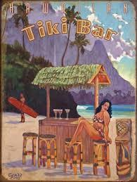 tiki bar metal sign surfing and tropical decor wall accent on tiki bar metal wall art with amazon tiki bar metal sign surfing and tropical decor wall
