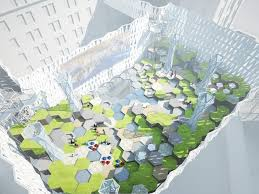 Recreational Space Design Communication And Recreational Space Ecosystem Ecosystems